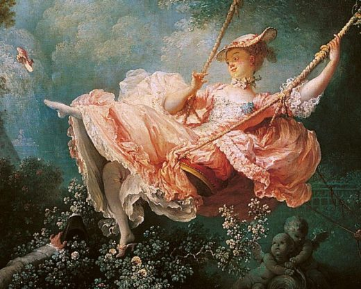 Jean Honore Fragonard The Swing 1767