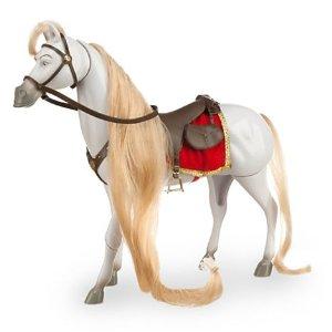 ラプンツェル 馬 の 名前