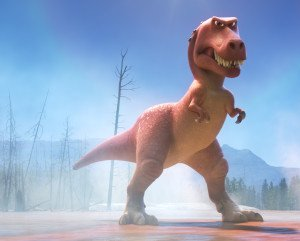 THE GOOD DINOSAUR - Pictured (L-R): Ramsey, Nash. ©2015 Disney•Pixar. All Rights Reserved.